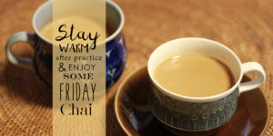 Chai Friday
