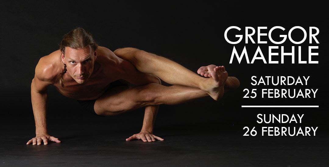 Gregor Maehle Weekend Workshop
