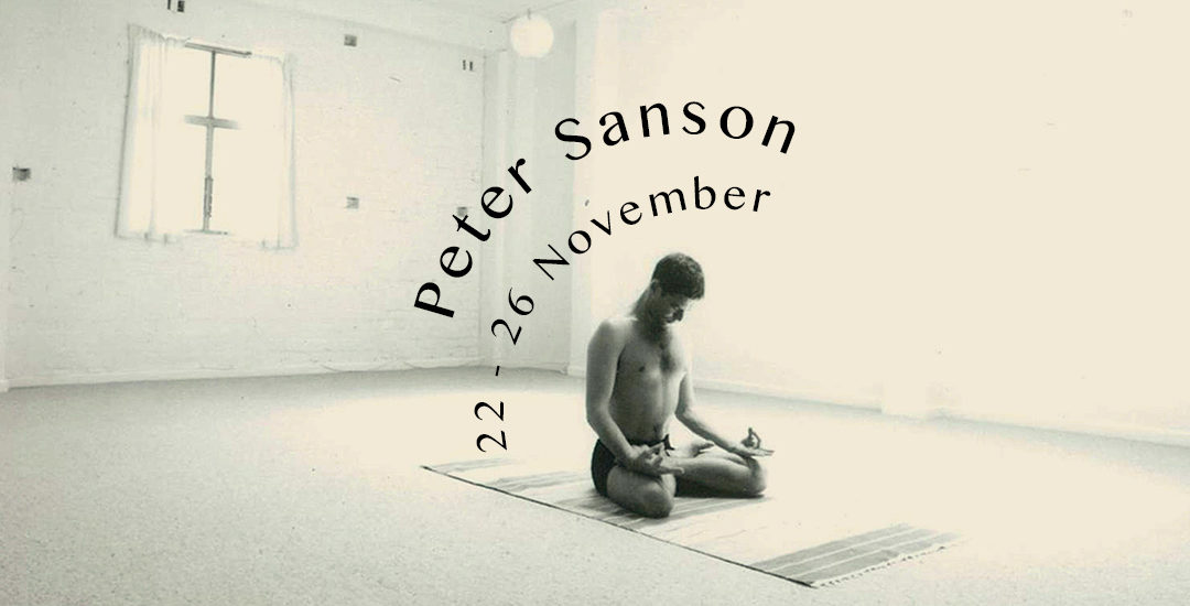 5 Mysore Mornings with Peter Sanson: Weds 22 Nov. to Sunday 26 Nov.
