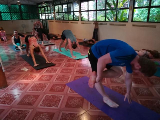 yoga @ Nataraj