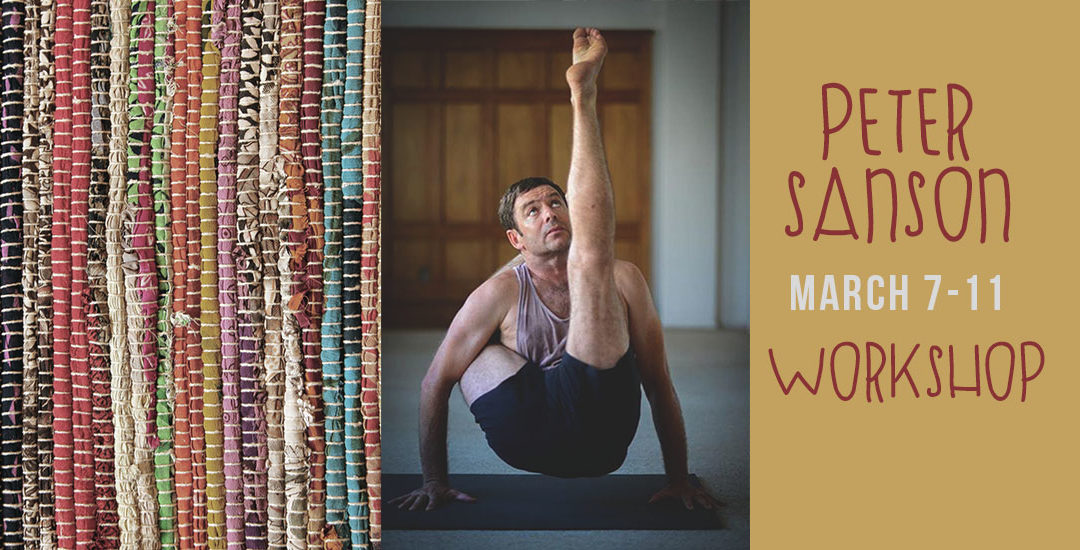Peter Sanson — 5 Mysore Mornings: Wed. 7th to Sun. 8th March.