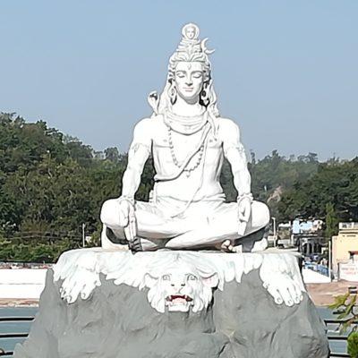 Shiva at Rishikesh